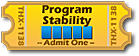 Program Stability: Excellent